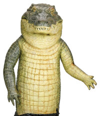 Alligator puppet from Happy Gilmore