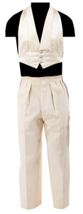 """Movie/TV Memorabilia, Mickey Rooney """"Tommy Williams"""" costume from Babes on Broadway...."""