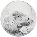 Movie/TV Memorabilia, District 12 reaping bowl filled with tickets from The Hunger Games. ...