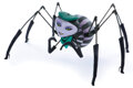 """Movie/TV Memorabilia, """"Miss Spider"""" stop motion puppet from James and the Giant Peach...."""
