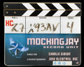 Movie/TV Memorabilia, Clapperboard from The Hunger Games: Mockingjay - Part 1....