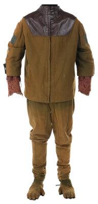 Chimp costume from Planet of the Apes