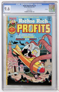 Bronze Age (1970-1979):Cartoon Character, Richie Rich Profits #5 File Copy (Harvey, 1975) CGC NM+ 9.6 Whitepages....