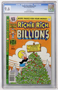 Bronze Age (1970-1979):Cartoon Character, Richie Rich Billions #31 File Copy (Harvey, 1979) CGC NM+ 9.6 Whitepages....