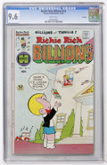 Bronze Age (1970-1979):Cartoon Character, Richie Rich Billions #13 File Copy (Harvey, 1976) CGC NM+ 9.6 Whitepages....