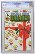 Bronze Age (1970-1979):Cartoon Character, Richie Rich Billions #8 File Copy (Harvey, 1976) CGC NM 9.4 Whitepages....