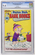 Bronze Age (1970-1979):Cartoon Character, Richie Rich Bank Book #21 File Copy (Harvey, 1976) CGC NM 9.4 Whitepages....