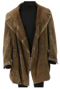 """Movie/TV Memorabilia, Oliver Reed """"Bill Sikes"""" coat from Oliver!..."""