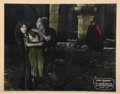 Movie Posters, Lon Chaney, Sr. lobby card from The Hunchback Of Notre Dame. . ...