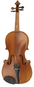 """Movie/TV Memorabilia, Michael Landon """"Charles Ingalls"""" fiddle from Little House on the Prairie...."""