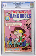 Bronze Age (1970-1979):Cartoon Character, Richie Rich Bank Book #16 File Copy (Harvey, 1975) CGC NM+ 9.6Off-white to white pages....