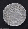 Belgium: , Belgium: Thorn Abbey (Liege). Rijksdaalder 1570, Dav-8672, Del-774.Scarce issue of Marguerite of Brederode, and titles ofMaximillan...