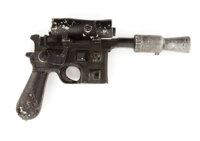 """Harrison Ford """"Han Solo"""" non-firing DL-44 Blaster from Star Wars: The Empire Strikes Back and Return of the Je..."""