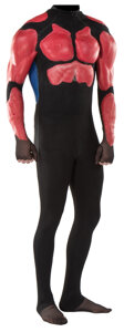 """Movie/TV Memorabilia, Toby Maguire """"Spider-Man"""" under costume muscle suit from Spider-Man. ..."""