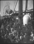 Movie/TV Memorabilia, Ellis Island images (61) vintage glass plate and acetate camera negatives by Edwin Levick and others. ...