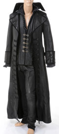 """Movie/TV Memorabilia, """"Captain Hook"""" signature pirate ensemble from Once Upon a Time Season 5, Episode 10...."""