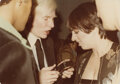 Movie/TV Memorabilia, Liza Minnelli collection of (16) snapshots and photographs featuring Andy Warhol and his artwork....