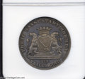 German States:Bremen, German States: Bremen. Taler 1863, KM246, MS64 NGC, a beautiful coin with pink and blue toning. Struck to mark the 50th anniversary of the ...