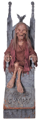 """""""Cryptkeeper"""" replica figure from Tales from the Crypt"""