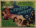 Movie Posters, Bela Lugosi and Lon Chaney, Jr. (13) lobby cards from 3 films. . ...