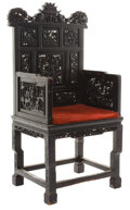 Movie/TV Memorabilia, Vintage original Chinese chair from the Chinese Theatre....