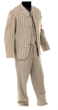 """Gary Cooper """"Biff Grimes"""" suit from One Sunday Afternoon"""