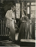 Movie/TV Memorabilia, Gone With the Wind collection of (10) exceptionally rare oversize 1939 premiere-release double-weight photos. ...
