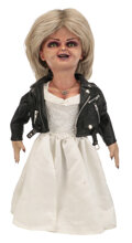"""Movie/TV Memorabilia, """"Tiffany"""" posable puppet from Bride of Chucky and Seed of Chucky...."""
