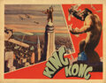 Movie Posters, King Kong Empire State Building lobby card.. ...