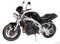 """Movie/TV Memorabilia, Tom Cruise """"Ethan Hunt"""" stunt SFX Triumph Speed Triple motorcycle from the iconic chase sequence in Mission: Impossible 2...."""