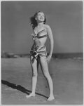 Movie/TV Memorabilia, Marilyn Monroe collection of (6) negatives and transparencies by Joseph Jasgur. ...