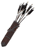 Movie/TV Memorabilia, Army of the White Witch Black Dwarf collection of weapons. ...