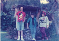 Movie/TV Memorabilia, Original prop photograph of McFly children from Back to the Future....