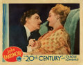 Movie Posters, Carole Lombard lobby card for 20th Century. . ...