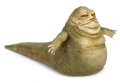 """Movie/TV Memorabilia, Young """"Jabba the Hutt"""" maquette from Star Wars: Episode I -The Phantom Menace. ..."""