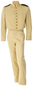 Movie/TV Memorabilia, Errol Flynn outfit from The Charge of the Light Brigade ...