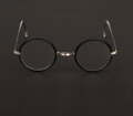 """Movie/TV Memorabilia, Daniel Radcliffe signature """"Harry Potter"""" glasses from Harry Potter and the Sorcerer's Stone...."""