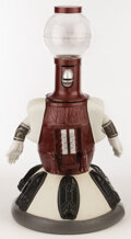 """Movie/TV Memorabilia, """"Tom Servo"""" puppet from Mystery Science Theater 3000: The Movie...."""