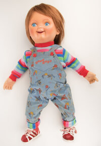"""""""Chucky"""" doll from Child's Play 3"""