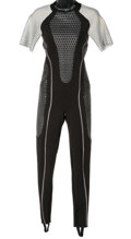 """Movie/TV Memorabilia, """"Katniss Everdeen"""" distressed tribute combat wetsuit from The Hunger Games: Catching Fire...."""