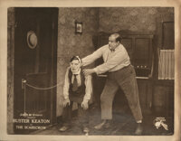 Buster Keaton (2) lobby cards for The Scarecrow
