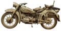 """Movie/TV Memorabilia, Harrison Ford """"Indiana Jones"""" and Sean Connery """"Henry Jones"""" motorcycle with sidecar from Indiana Jones and the Last Crusade...."""