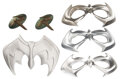 """Movie/TV Memorabilia, Chris O'Donnell """"Robin"""" (6) Accessories from Batman Forever and Batman and Robin...."""