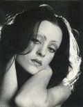Movie/TV Memorabilia, Andy Warhol's Trash oversize photograph of Jane Forth by Jack Mitchell. ...