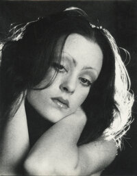 Andy Warhol's Trash oversize photograph of Jane Forth by Jack Mitchell