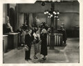 Movie/TV Memorabilia, Freaks (8) photographs featuring Leila Hyams and Wallace Ford....