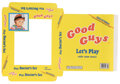 """Movie/TV Memorabilia, """"Good Guy Dolls"""" (30+) production made toy boxes and hang-tags from Child's Play 2...."""