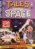 """Movie/TV Memorabilia, Back to the Future """"Tales from Space"""" comic book prop...."""