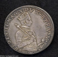 Italian States: Tuscany. Ferdinand II 1 Tallero 1623, Pisa Mint, Bust right/Crowned arms, KM20, Dav-4197, nearly XF with...