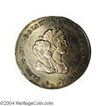 Italian States:Tuscany, Italian States: Tuscany. Charles Louis 10 Lire 1803, Conjoined busts right/Crowned arms, Craig-49, Dav-152, nicely toned XF/AU. ...